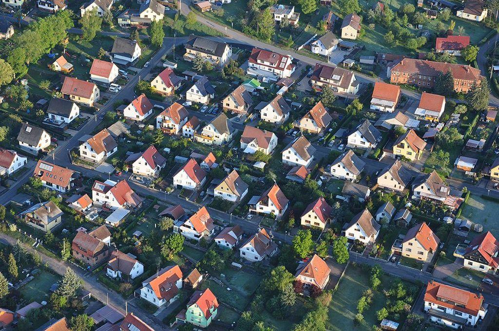 Progression de l'investissement locatif résidentiel