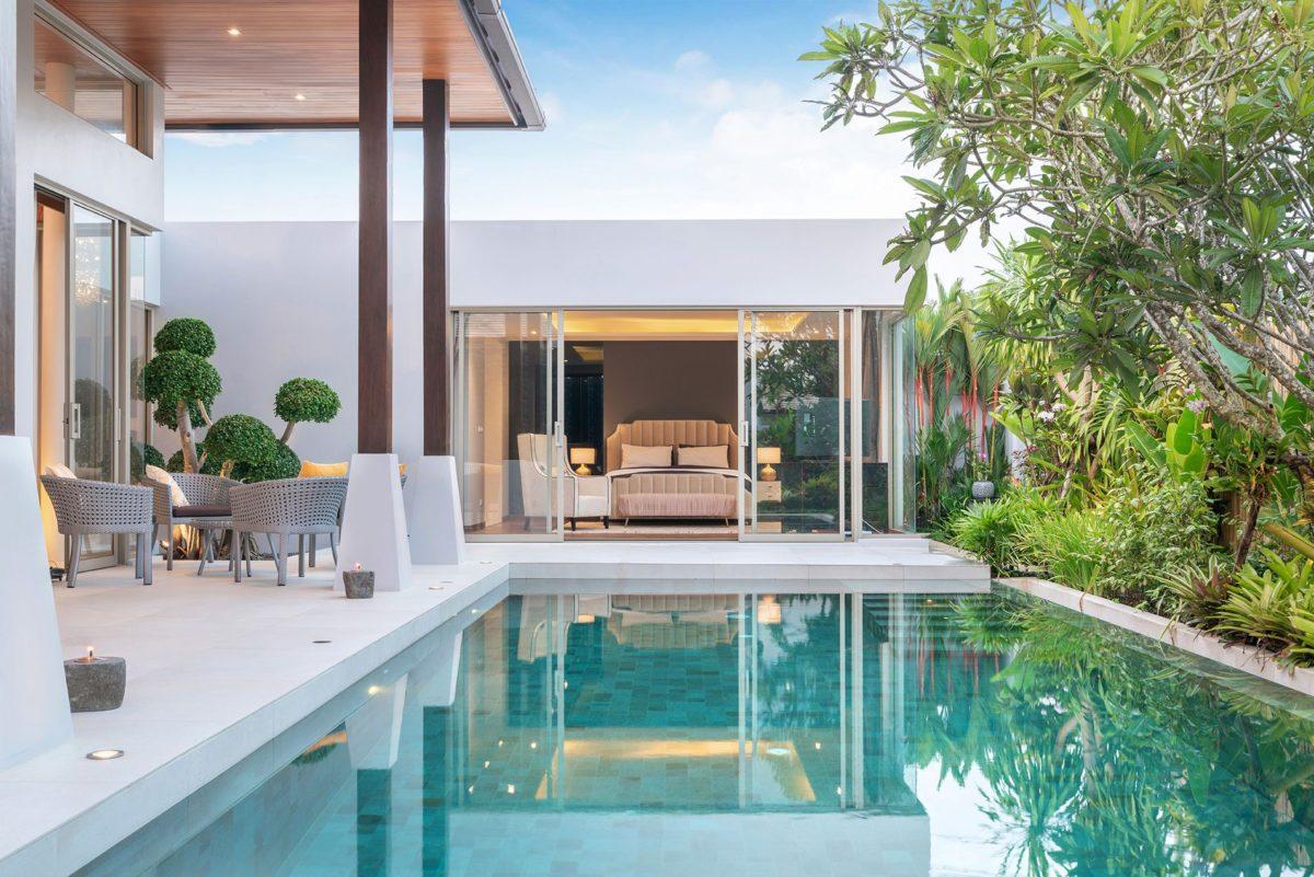 L'immobilier de luxe résiste à la crise
